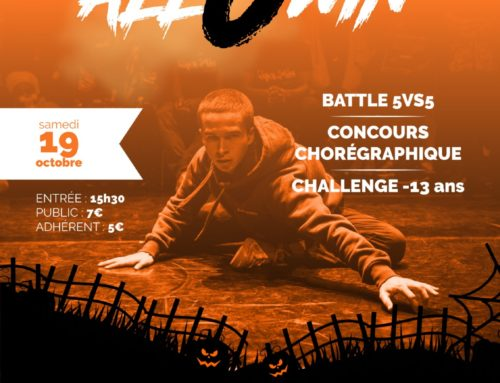 Battle International ALL U WIN approche!!!
